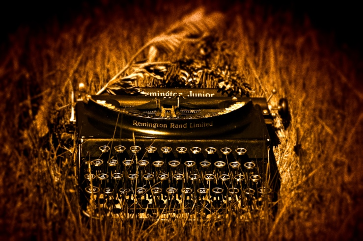 picture of typewriter